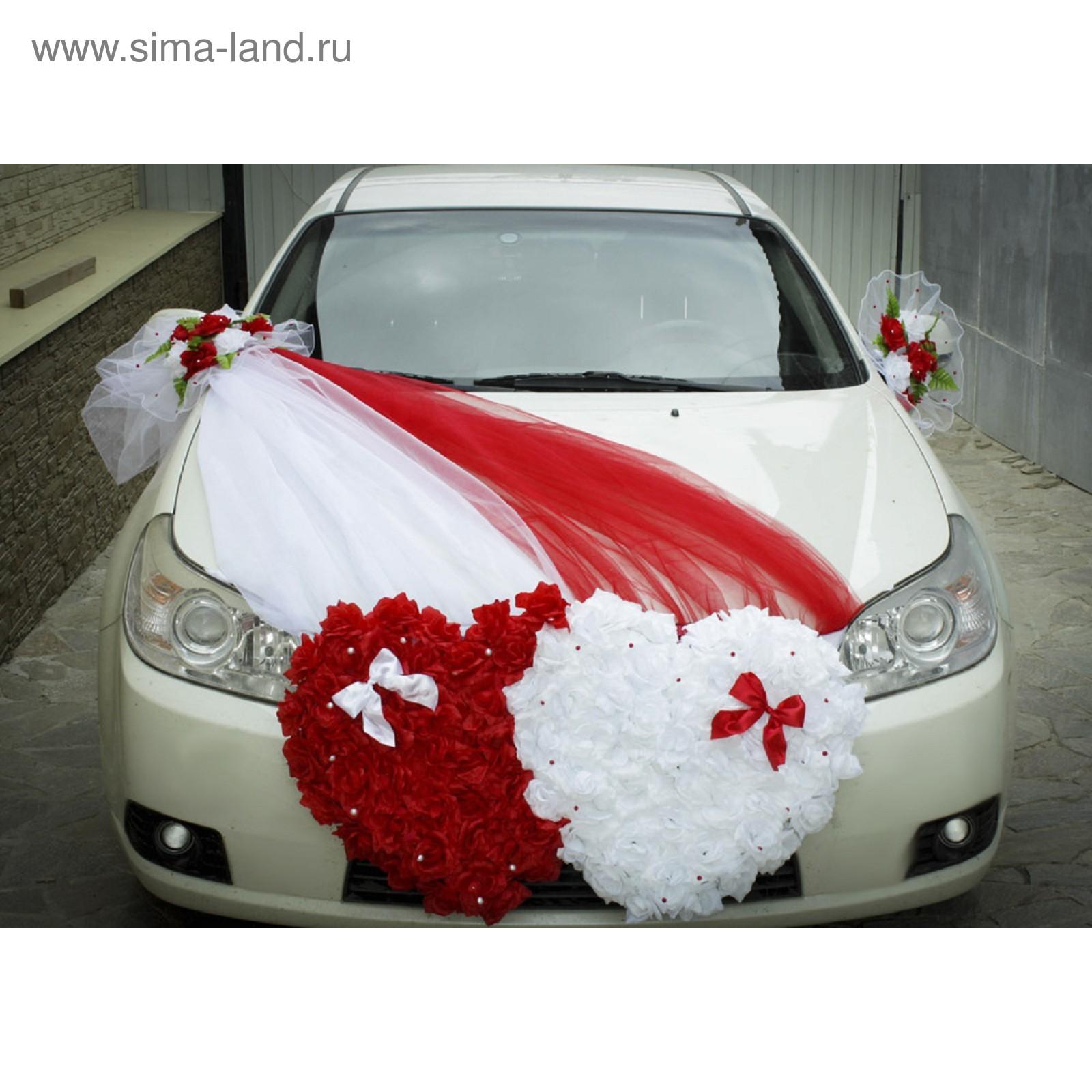 Как украсить авто на свадьбу своими руками фото 5
